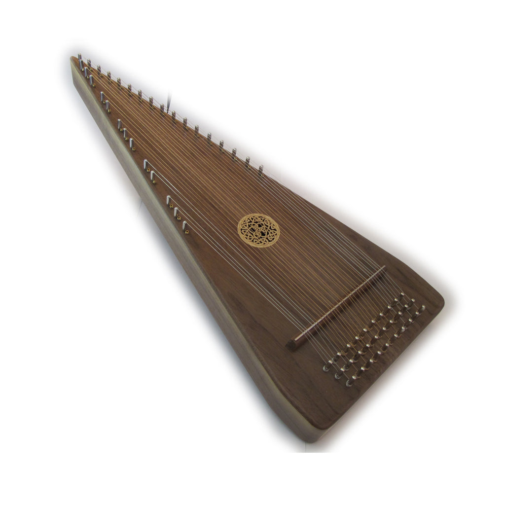 Baritone Bowed Psaltery 30 Note