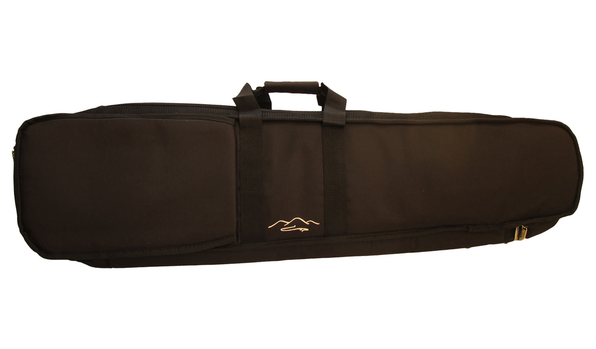 Dulcimer case for 2 dulcimers front view