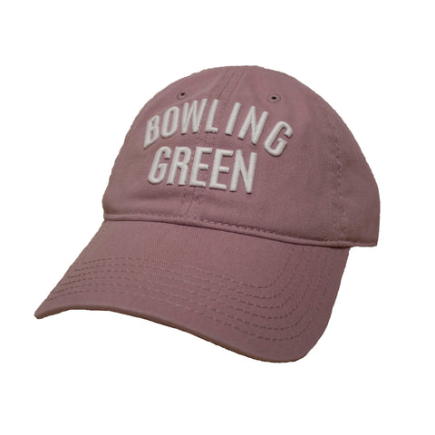 Relaxed Twill Bowling Green Hat