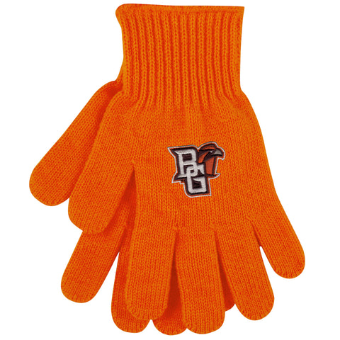 Youth Orange Gloves