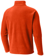 Orange Fast Trek Fleece 1/4 Zip