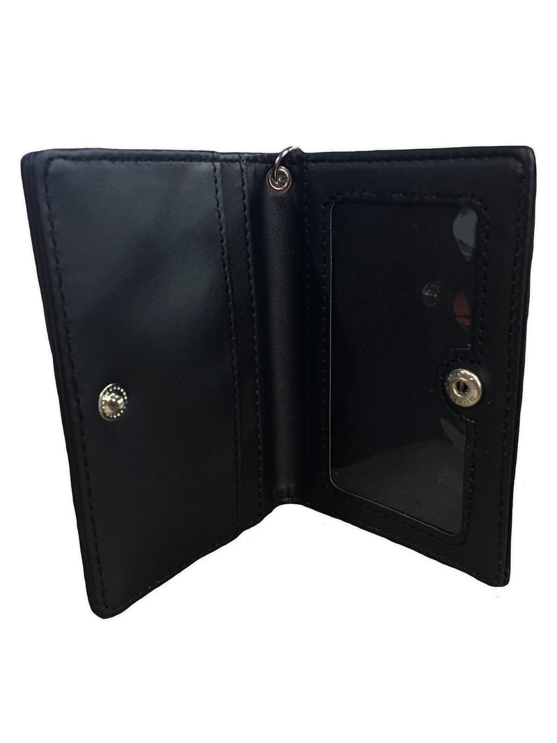 Bowling Green Leather ID Holder Wallet