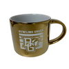 Metallic Bowling Green Mugs
