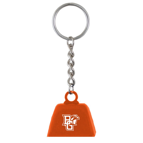 Cow Bell Keychain