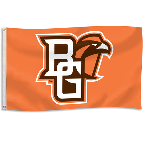 BGSU Logo 3'x5' Flag - Various Designs