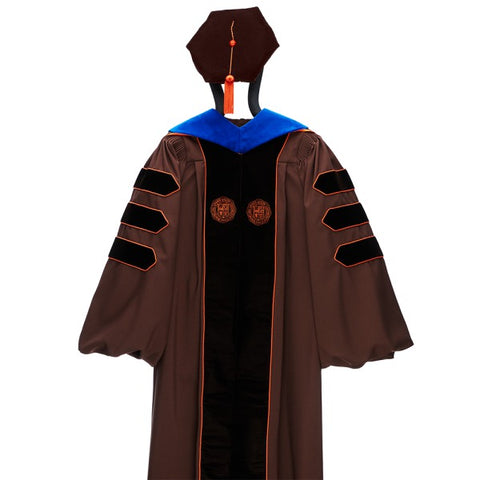 Custom Tam Rental - Doctoral Regalia