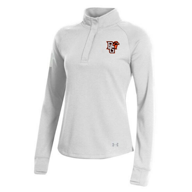 Ladies Under Armour 1/4 Snap Pullover