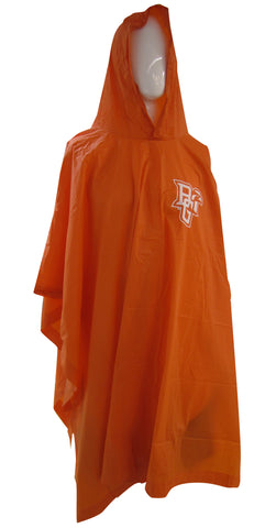 BGSU Orange Poncho