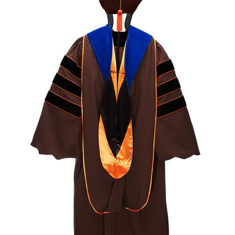 Custom Hood Rental - Doctoral Regalia