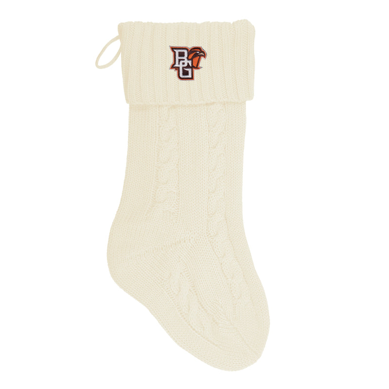 Holiday Stocking, Cream