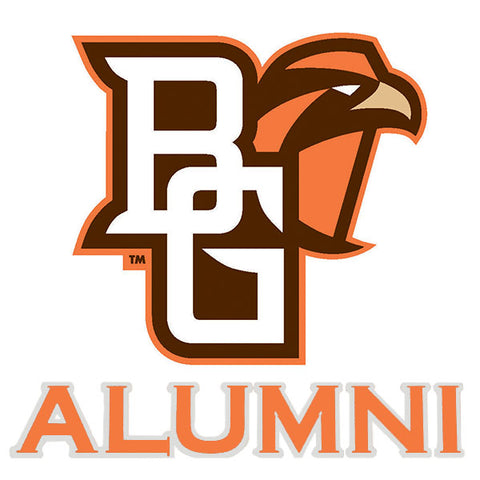 BGSU Alumni Decal