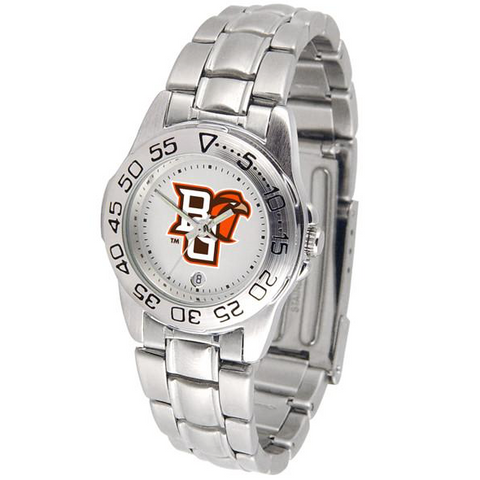 Ladies Silver Falcon Watch