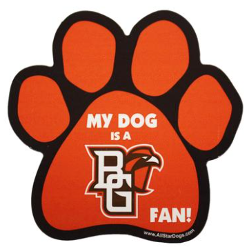 BGSU Dog Magnet