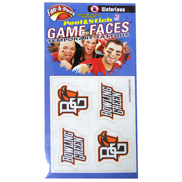 BGSU Face Stickers