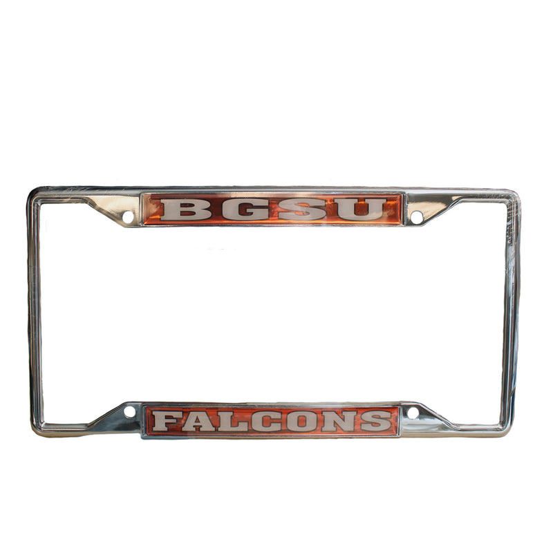 BGSU Falcons License Plate Frame