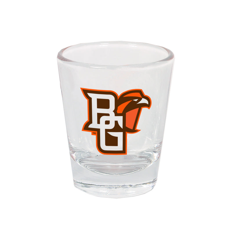 BGSU Mascot Shot Glass