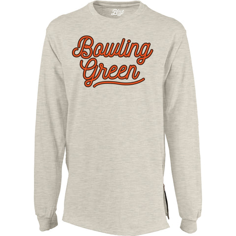 Ladies Bowling Green Side Zip Tee