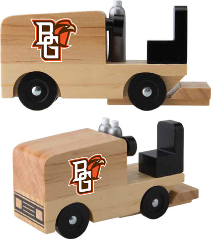 Wooden BGSU Ice Resurfacer