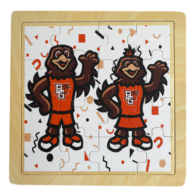 Freddie and Frieda Wooden Puzzle