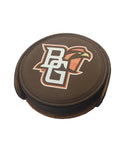 BGSU Leatherette Coaster Set
