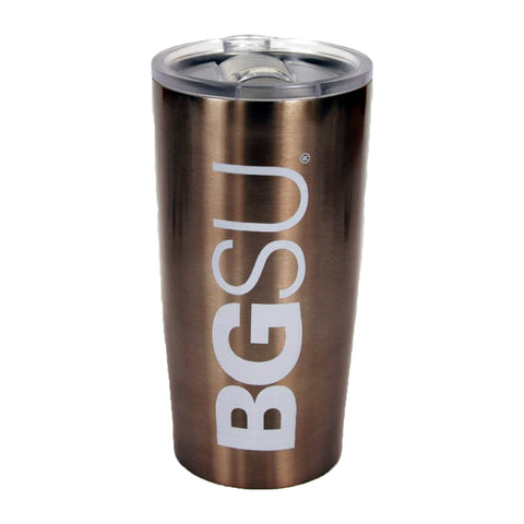 BGSU 20oz Copper Tumbler