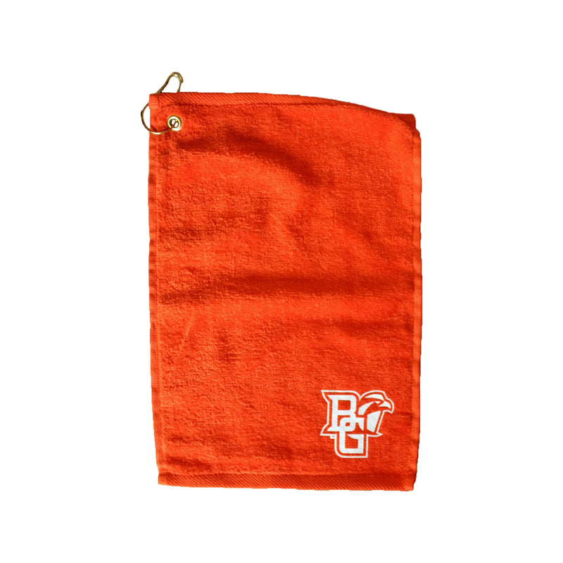 BGSU Peekaboo Golf Towel