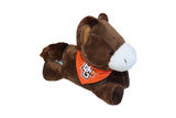 Stuffed Animal with BGSU Bandana - multiple options