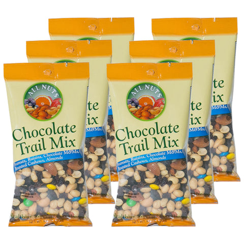 Original Chocoloate Trail Mix with Nuts  (5.5oz / 0.34lb) Bag
