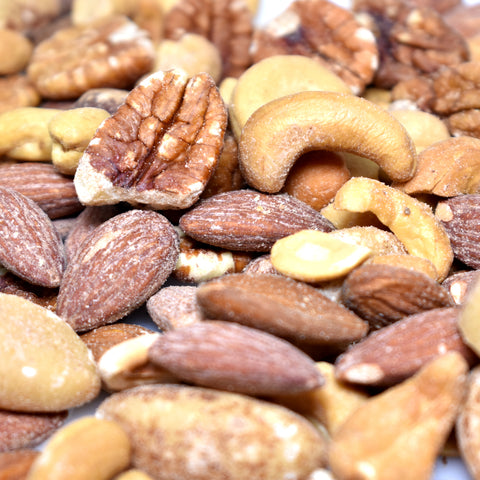 Deluxe Mix Nuts Roasted Salted  (2.5oz / 0.16lb) Bag