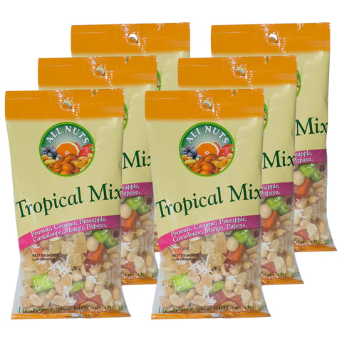 Tropical Mix with Nuts and Dried Fruit  (5.5oz / 0.34lb) Bag