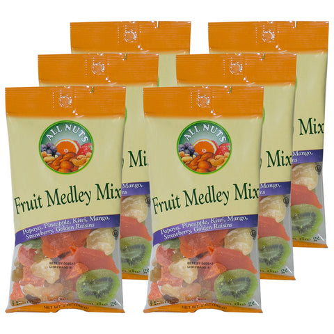 Fruit Medley Mix with Dried Fruits  (5oz / 0.31lb) Bag