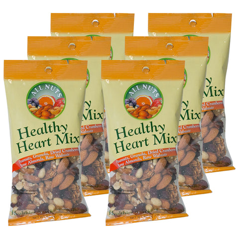 Health Hearty Nut Mix with Granola  (5.5oz / 0.34lb) Bag