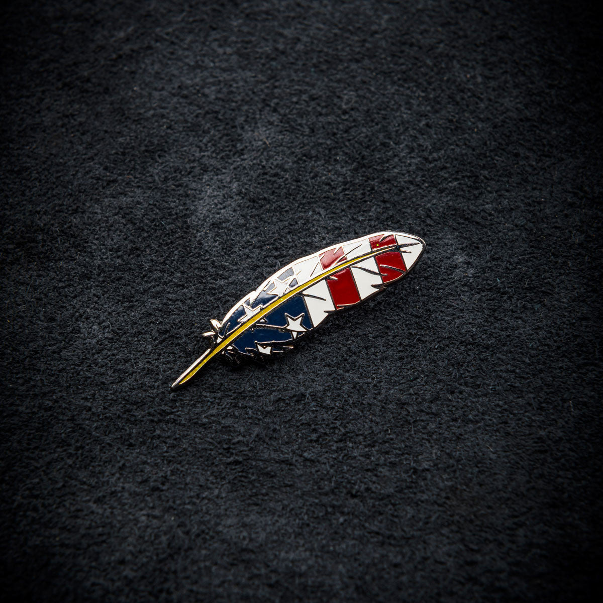 Liberty Quill Pin