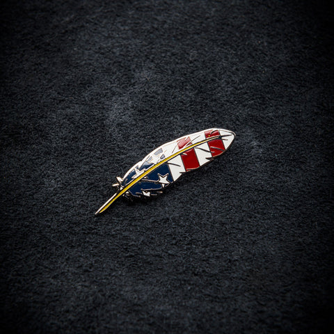 Dark Patriot Pin - Limited Edition