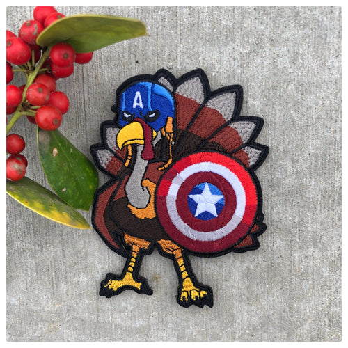 Captain Thanksgiving
