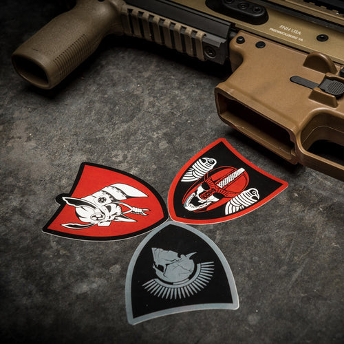 Warrior Decal Pack One