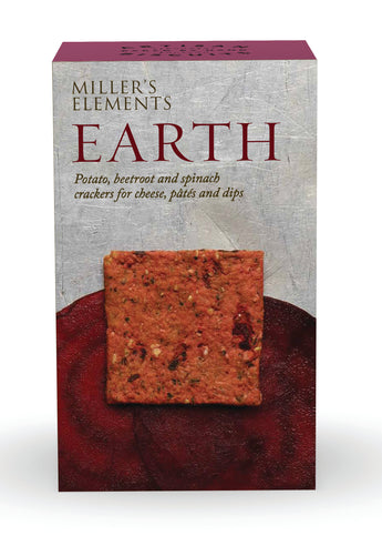 Miller's Elements Earth Crackers