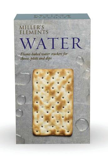 Miller Elements Water crackers