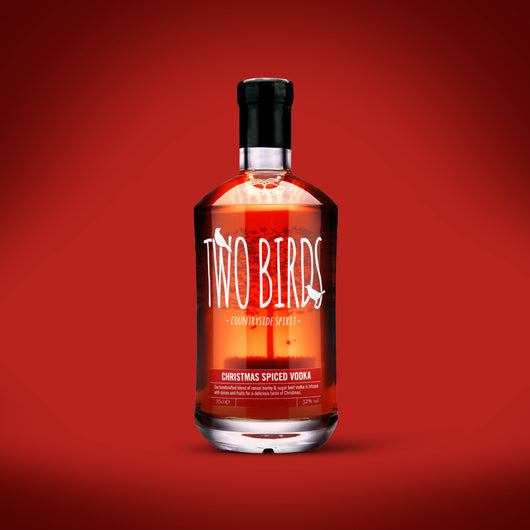 Two Birds Christmas Vodka 32%