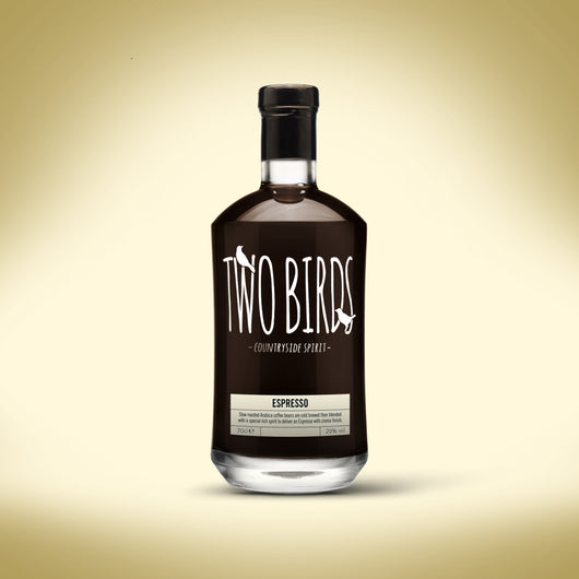 Two Birds Espresso Vodka 29%
