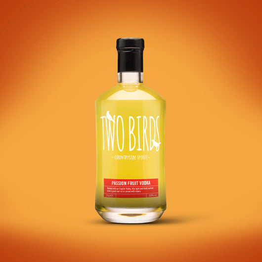 Two Birds Passion Fruit Vodka 29%