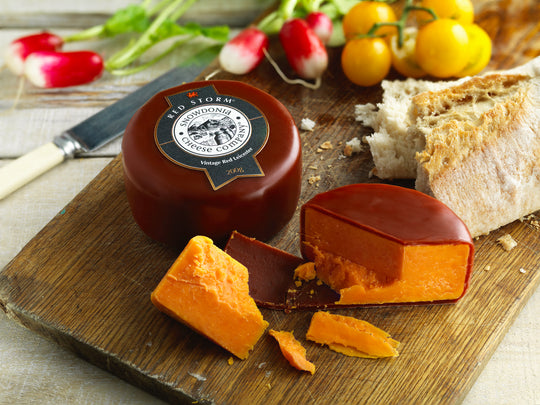 Red Storm 200g | Snowdonia Cheese Company | Truckle