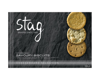Stag Biscuit Selection Box 200g