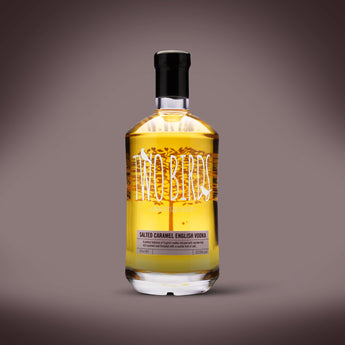 Two Birds Salted Caramel Vodka 29%