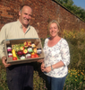 Phil & Debbie Handley Mostyn Kitchen Garden