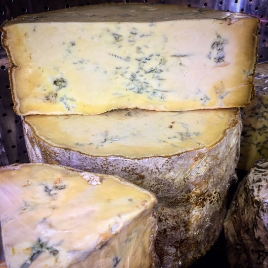 Young Buck  Northern Ireland's 1st Raw Milk Blue