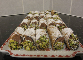Cannoli | By Marina's Italian Kitchen | Sicilian Patissierie | Made in Ruthin