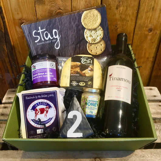 The Festive Selection | Christmas Cheese Gift Hamper