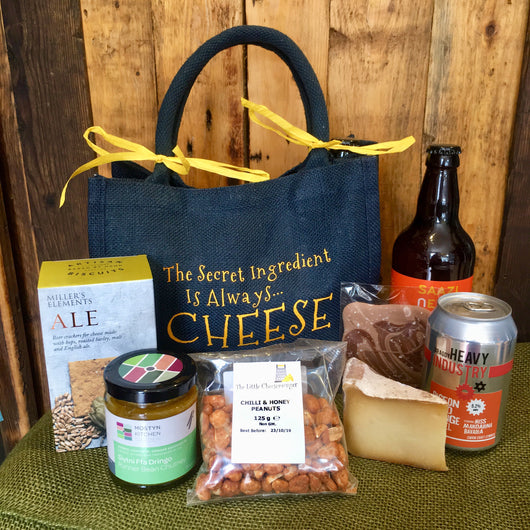 Father's Day | Craft Ale Lover Gift Bag | Ale Gift Hamper