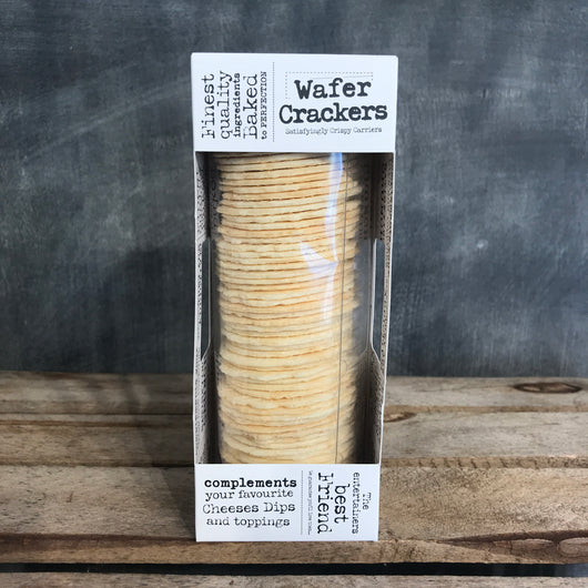 Olina's Bakehouse | Natural Wafer Crackers